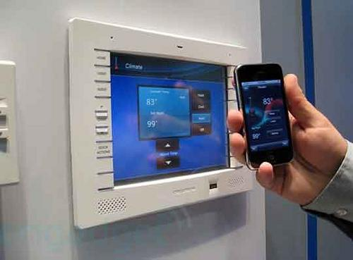 Smart Home Automation Control And Entertainment Solutions